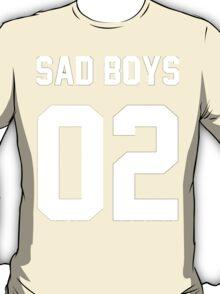 Yung Lean Sad Boys 02 - (white text) T-Shirt