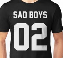 Yung Lean Sad Boys 02 - (white text) Unisex T-Shirt