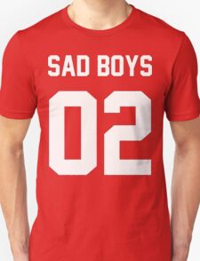 Yung Lean Sad Boys 02 - (white text) Unisex T-Shirt