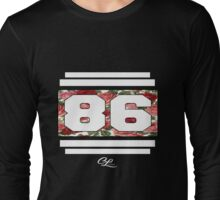 """""""86"""" Competition Long Sleeve T-Shirt"""