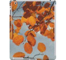 Lovely Autumn Mozaic Theme iPad Case/Skin