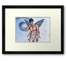 """Tooth Fairy"" Framed Print"