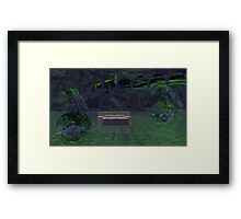Been eating too many S'rooms have you?  Framed Print