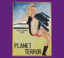 Planet Terror by GarfunkelArt