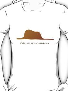 Esto no es un sombrero T-Shirt