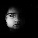 her stare by Angel Warda