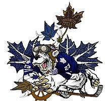 Toronto Maple Leafs by ScribblePuff