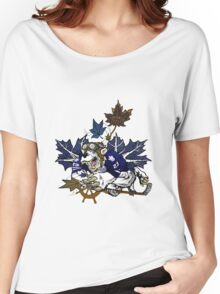 Toronto Maple Leafs Women's Relaxed Fit T-Shirt