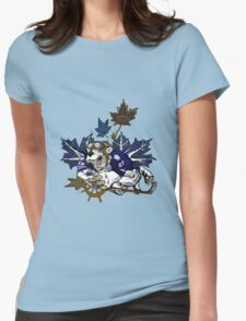 Toronto Maple Leafs Womens Fitted T-Shirt