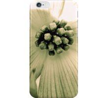 inside of a flower iPhone Case/Skin
