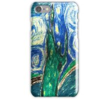 Bella's Rendition of Starry Night iPhone Case/Skin