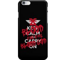 Khorne Graffiti iPhone Case/Skin