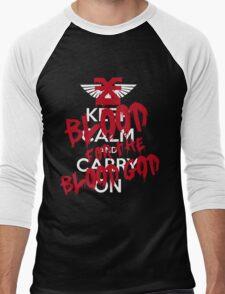 Khorne Graffiti Men's Baseball ¾ T-Shirt