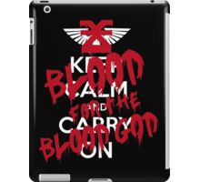 Khorne Graffiti iPad Case/Skin