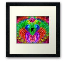 Rainbow Serenade Framed Print
