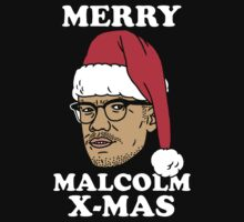 Malcolm X Mas by Look Human