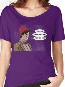 Cool Fez Women's Relaxed Fit T-Shirt
