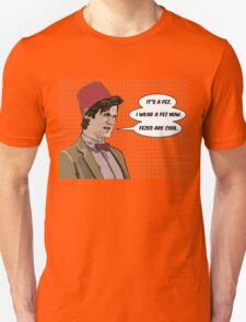Cool Fez Unisex T-Shirt
