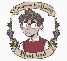 Seymour Krelborn - Plant Dad by suikerpil