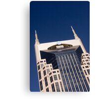 AT&T Building Architecture Canvas Print