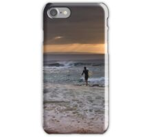 7:40 AM Hawaii Time iPhone Case/Skin