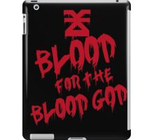 Khorne Graffiti Plain iPad Case/Skin