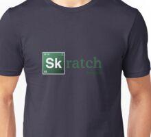 Skratch #turntablist - Breaking Bad Style Unisex T-Shirt