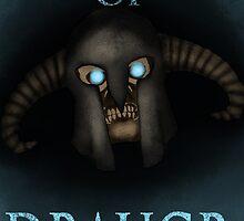 Beware of Draugr by Commandant