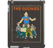 The Goonies - Brown iPad Case/Skin