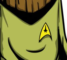 Captain's Log Sticker