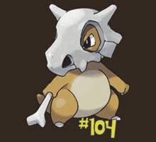 Cubone Num by Stephen Dwyer