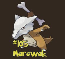 Marowak 105 by Stephen Dwyer