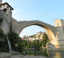 The Old Bridge in Mostar by djaida