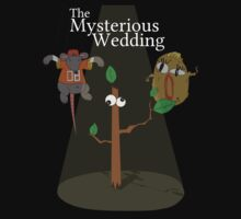 The Mysterious Wedding by Irvin Pagan