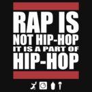 Rap Is Not Hip-Hop by raneman