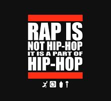 Rap Is Not Hip-Hop Unisex T-Shirt