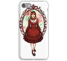 Loli Clara iPhone Case/Skin