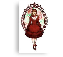 Loli Clara Canvas Print