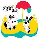 SpotStyle 4 by Tatiana Ivchenkova