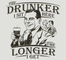 The Drunker I Sit Here... by bunnyboiler
