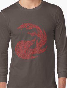 Mountain Mosaic Long Sleeve T-Shirt