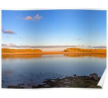 Lossiemouth, East Beach November Poster