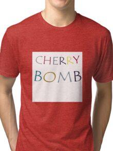 Tyler, The Creators Cherry Bomb Tri-blend T-Shirt