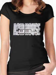 TB303 Acid House Women's Fitted Scoop T-Shirt