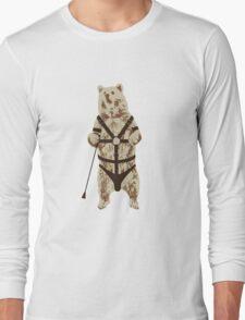 Bondage Bear Long Sleeve T-Shirt