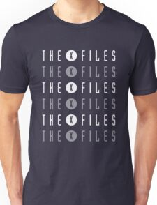 The X-Files Unisex T-Shirt