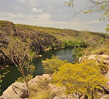 Katherine Gorge by Terry Everson