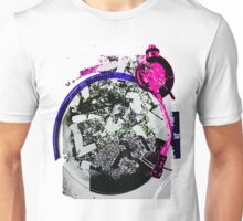 Turntable Ashtray (Miami Remix) Unisex T-Shirt