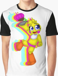 Toy Chica-Lets Party! Graphic T-Shirt