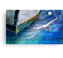 Coming home... Canvas Print